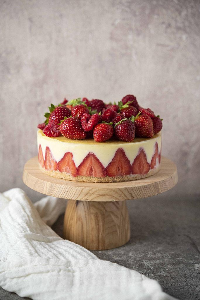 recette_fraisier
